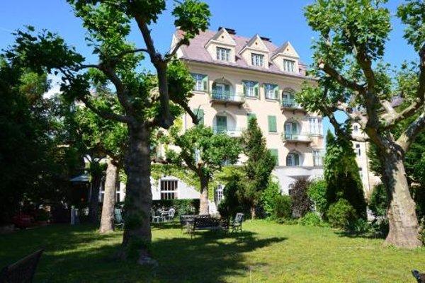 Hotel Carinthia Velden - фото 22
