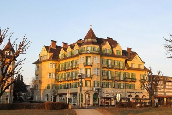 Hotel Carinthia Velden - фото 23