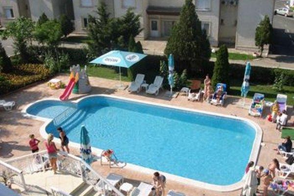 Отель Панорама - фото 18