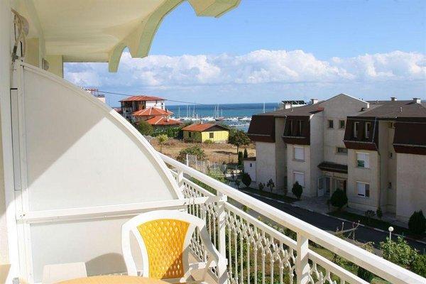 Отель Панорама - фото 21