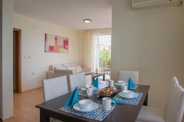 Marina and Panorama Fort Apartments - фото 17