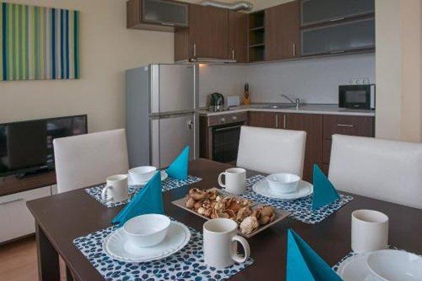 Marina and Panorama Fort Apartments - фото 18