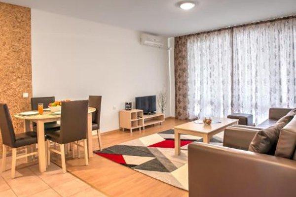 Marina and Panorama Fort Apartments - фото 21