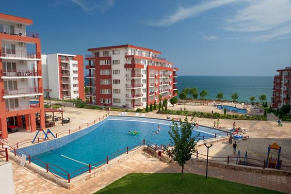 Marina and Panorama Fort Apartments - фото 22