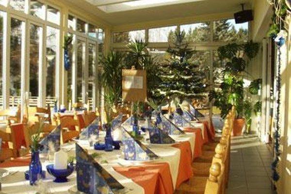 Hotel Villa Flora - фото 11