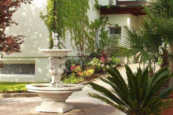 Hotel Villa Flora - фото 16