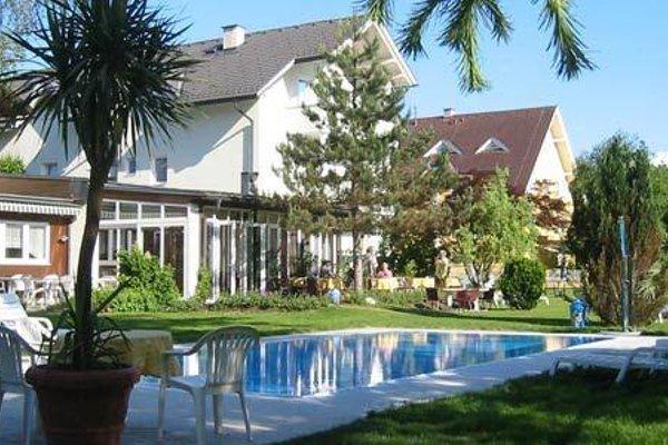 Hotel Villa Flora - фото 21