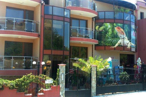 Отель «Ред Игуанна» - фото 47