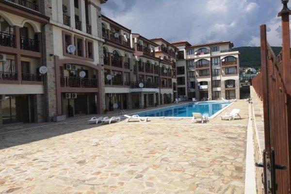 Panorama Apartments - фото 21