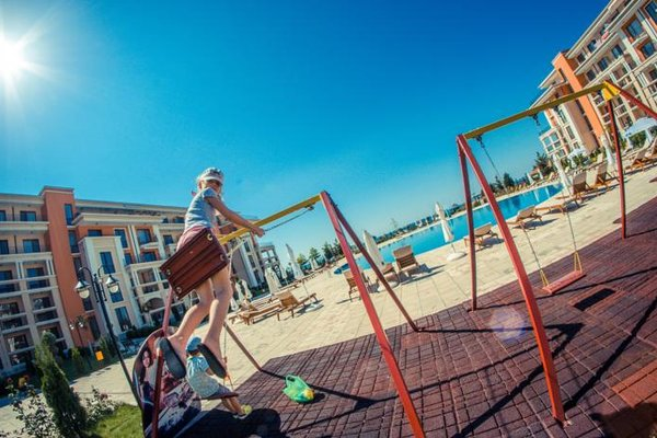 Prestige Fort Beach Hotel - Full Board - фото 16