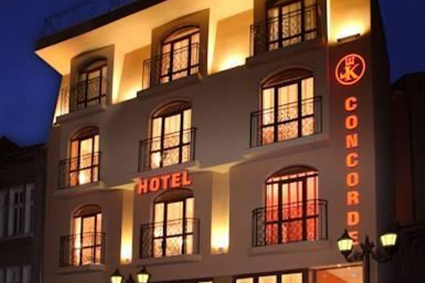 Отель Конкорд - фото 17