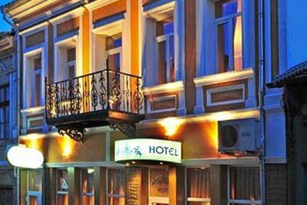 Отель Търнава - фото 20