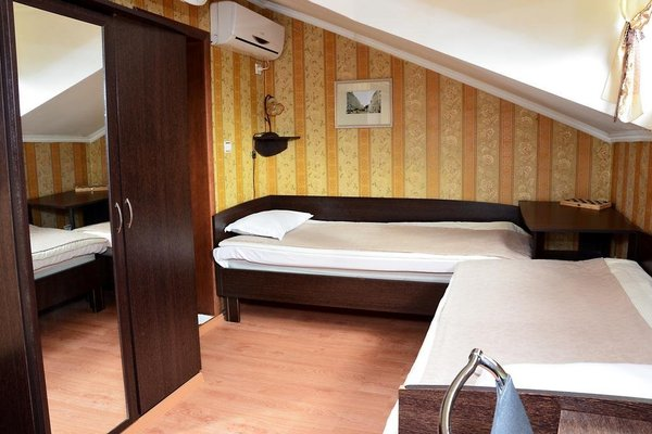 Отель Търнава - фото 4