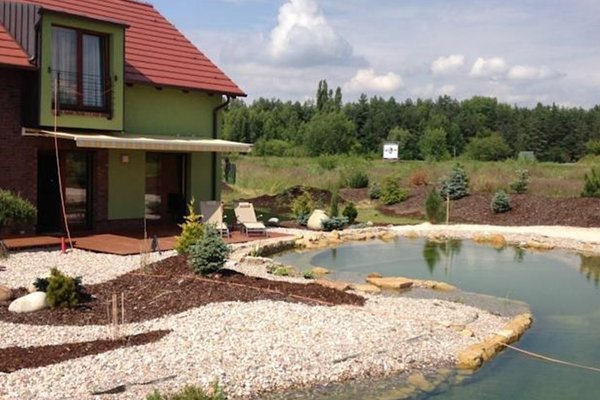Apartments near Golf & Spa Resort Kuneticka Hora - фото 50