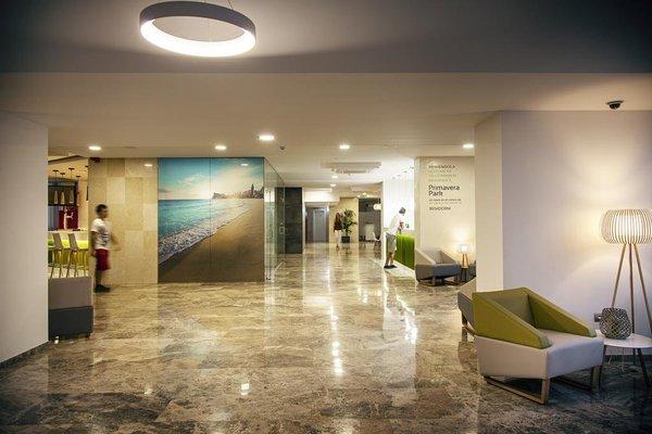 Hotel Primavera Park - фото 7