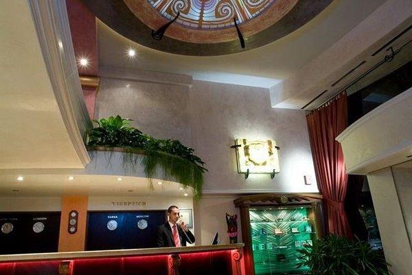 Capitol Hotel - фото 19