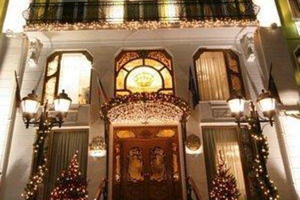 Grand Hotel London - фото 19
