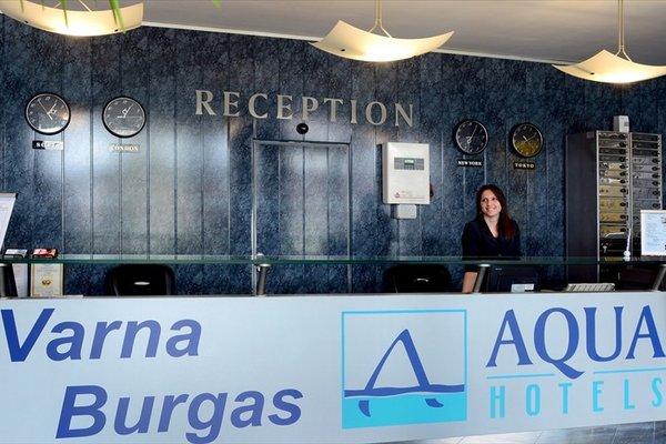 Aqua Hotel - фото 22