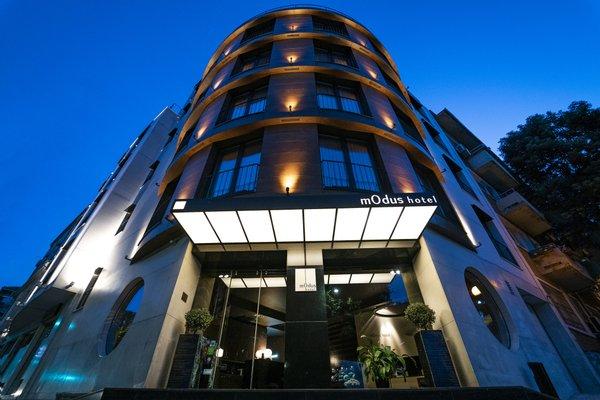 mOdus Hotel - фото 21