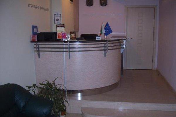 Family Hotel Gran Ivan - фото 20