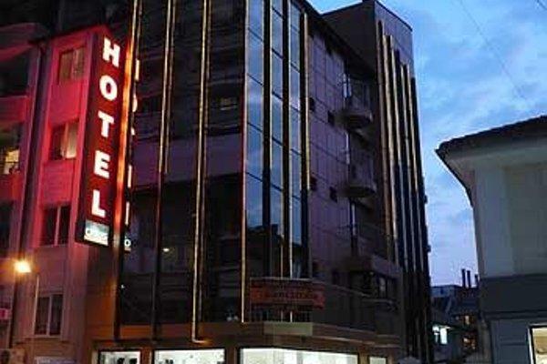 CITIUS HOTEL - фото 18