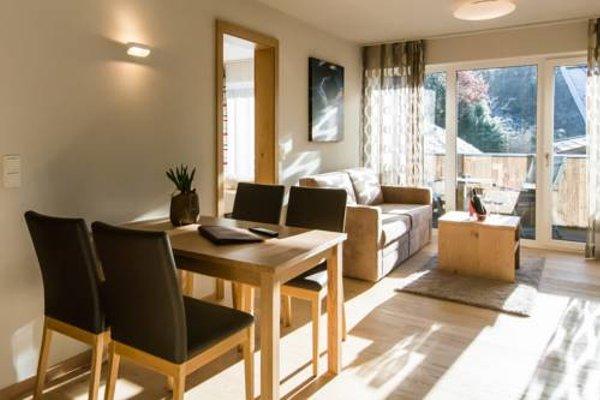Sonnental Residenz - Appartementhaus in Kitzbuhel - фото 12