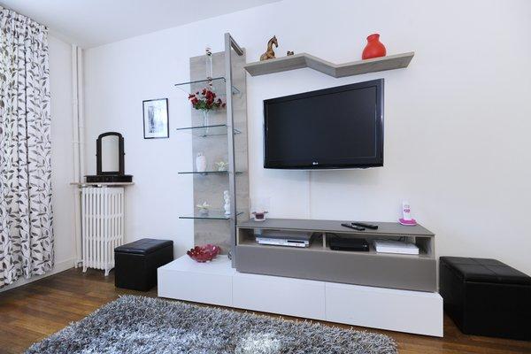 Appartement calme pour 4 pers Parc Montsouris - фото 24