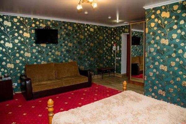 Гостиница Аквамарин - фото 10