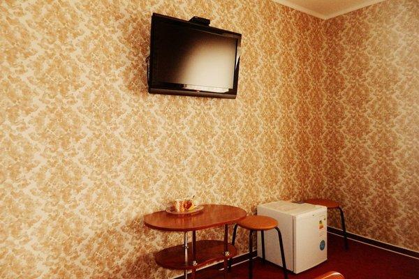 Гостиница Аквамарин - фото 11