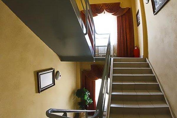 Гостиница Аквамарин - фото 19