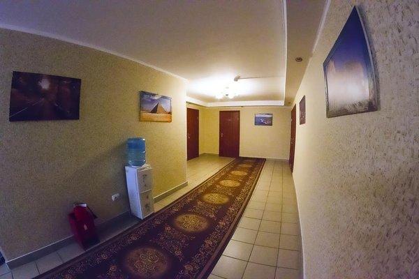 Гостиница Аквамарин - фото 20
