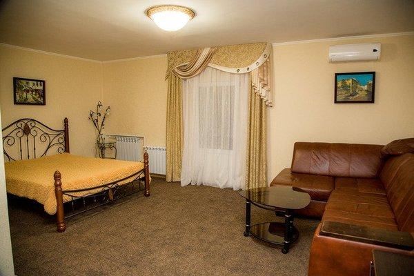 Гостиница Аквамарин - фото 5