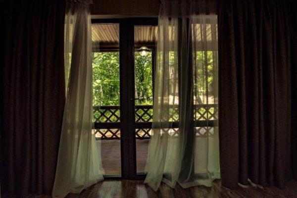 Отель Green Wood - фото 12