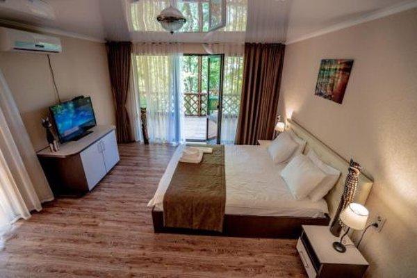 Отель Green Wood - фото 9