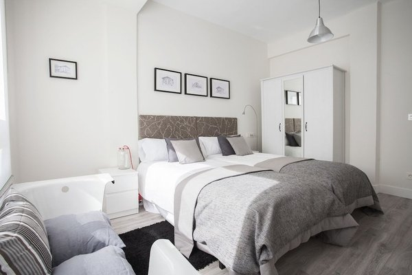 La Plage Zurriola - IB. Apartments - фото 8