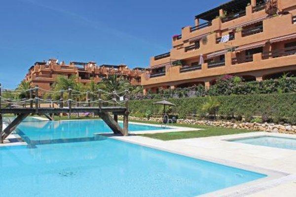 Apartment Estepona with Sea View 01 - фото 33
