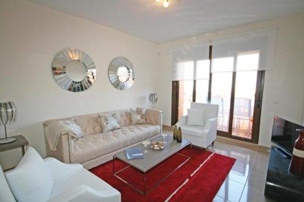 Apartment Estepona with Sea View 01 - фото 7