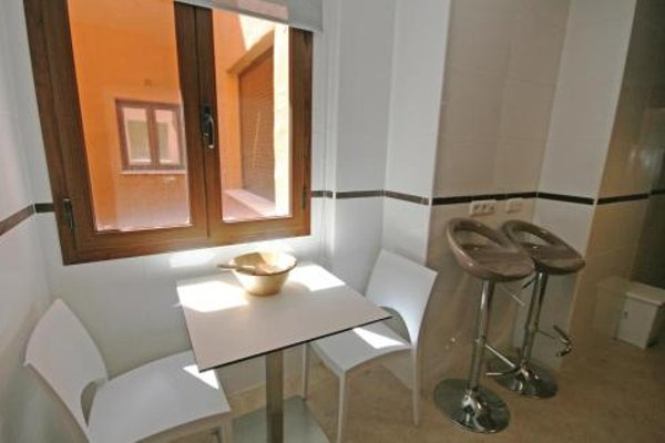 Apartment Estepona with Sea View 01 - фото 9