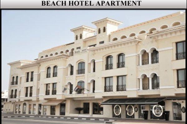 Beach Hotel Apartment - фото 13