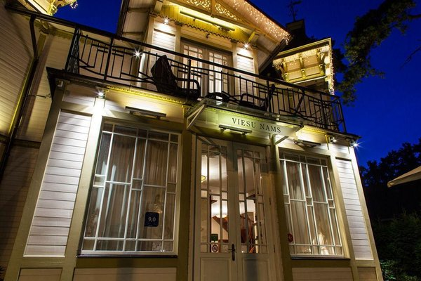 TB Palace Hotel & SPA - фото 22