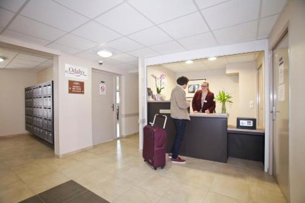 Appart'Hotel Odalys Blamont - фото 13