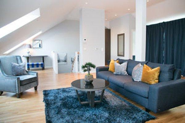 Frogner House Apartments - Gabelsgate 3 - фото 15