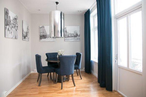 Frogner House Apartments - Gabelsgate 3 - фото 17
