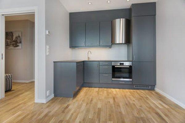 Frogner House Apartments - Gabelsgate 3 - фото 18