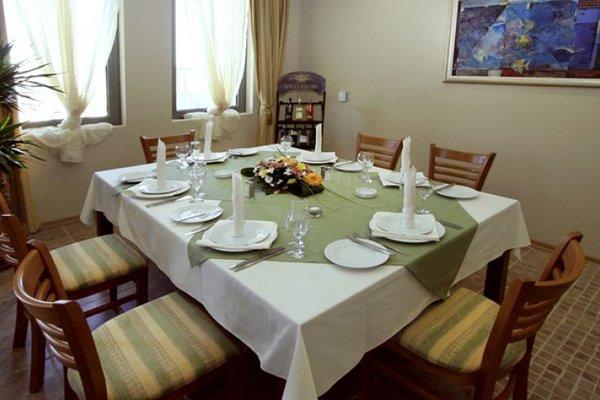 Hotel Coral Sozopol - фото 12