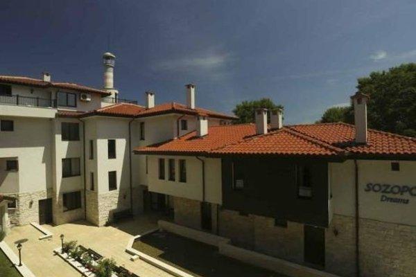 Sozopol Dreams Apartment (еx. Far) - фото 12