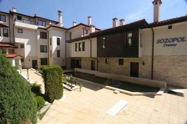 Sozopol Dreams Apartment (еx. Far) - фото 20