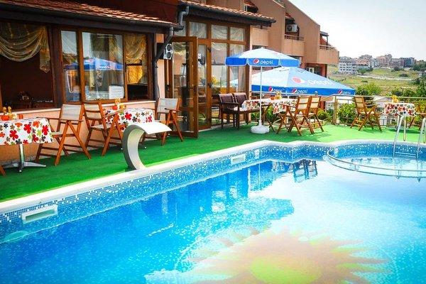 Гостиница Аполис - фото 21