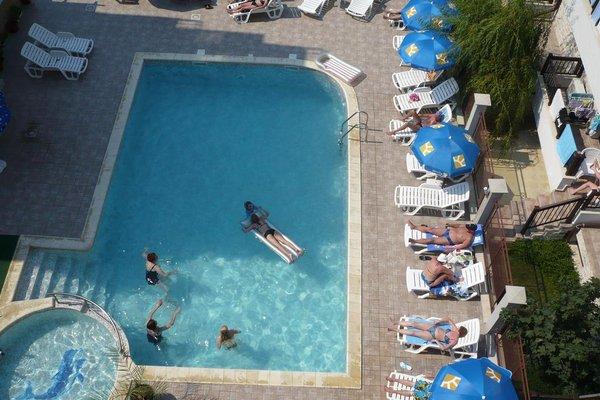 Tabanov Beach Hotel - фото 20
