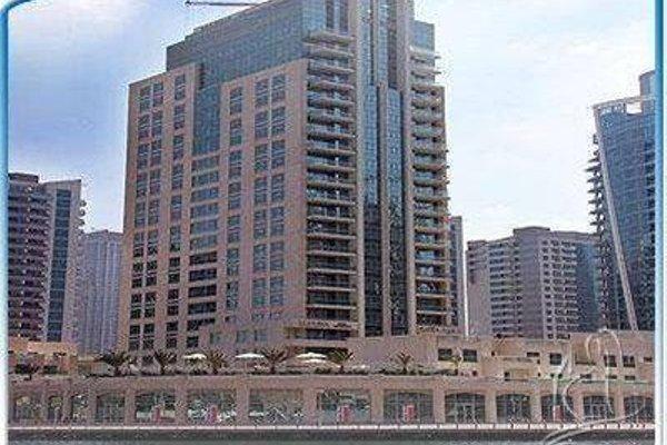 Marina Hotel Apartments - фото 50
